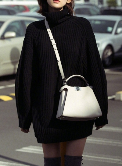 Simple and Stylish Turtleneck
