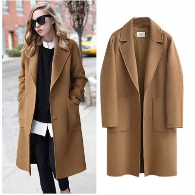 Single-breasted Duffle Coat