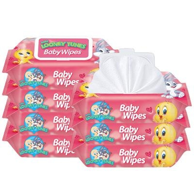 Classic, 50 Count Soft Baby Wipes