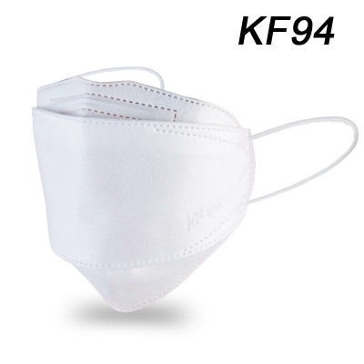 Disposable Mask Non-woven Melt-blown Cloth KF94 Anti Dust Pollution PM2.5 Mask Anti-haze