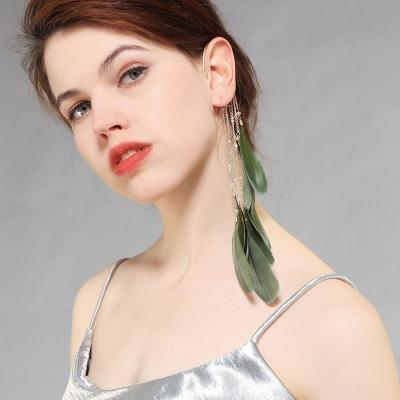 Bohemia long Tassel Earrings stylesimo.com