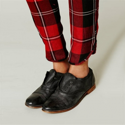 Retro Flat Shoes