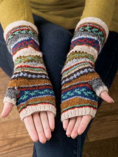 Tribal Casual Gloves & Mittens stylesimo.com